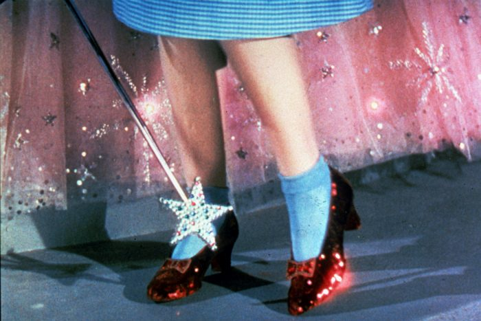 The Wizard Of Oz - Image courtesy of Park Circus Warner Bros