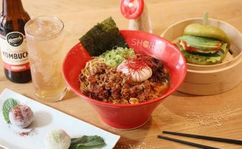 Manchester's Shoryu Ramen is going green for National Vegetarian Week
