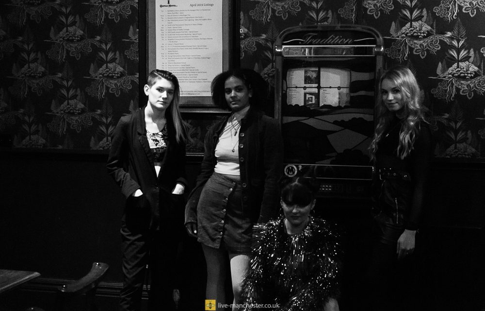 """In Interview: Dollie Demi – """"we're going to show the world that we're a band and we are willing to dominate"""""""