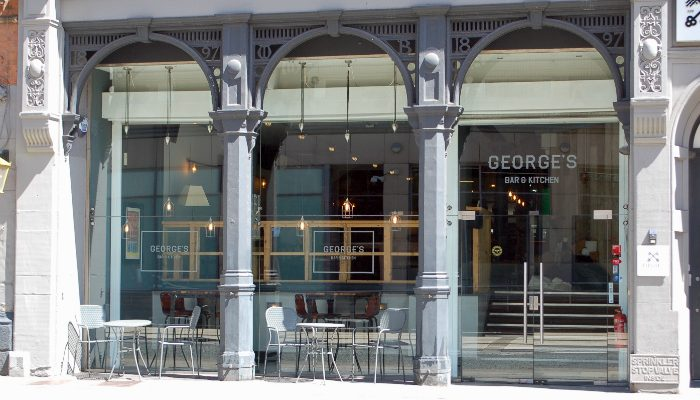 George's Bar and Kitchen Manchester