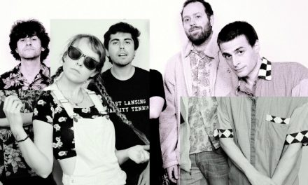 Previewed: Guerilla Toss at Soup Kitchen