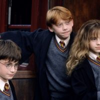 still from Harry Potter and the Philiosopher's Stone