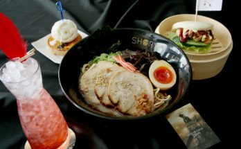 Shoryu Ramen will serve a Final Fantasy themed menu