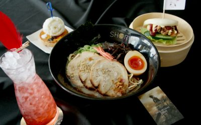 Shoryu Ramen offering exclusive Final Fantasy menu and in-game items