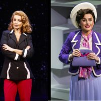 Louise Redknapp and Amber Davies will star in 9 to 5 The Musical at the Palace Theatre