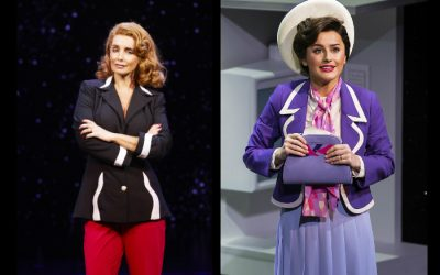 Louise Redknapp and Amber Davies to star in 9 to 5 The Musical