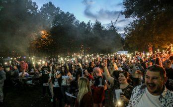 Manchester Pride - Sackville Gardens - image courtesy Gemma Parker
