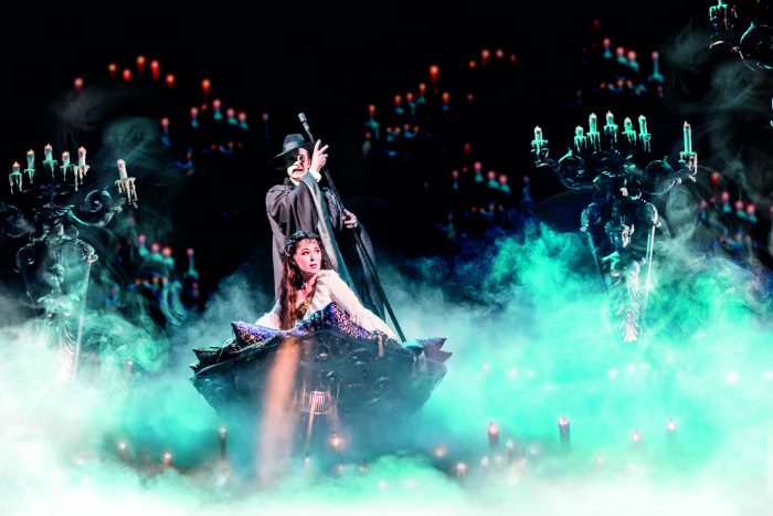 The Phantom of the Opera returning to the Palace Theatre Manchester
