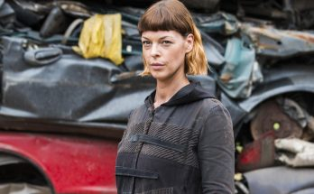 Pollyanna McIntosh as Jadis - The Walking Dead _ Season 8, Episode 6 - Photo Credit: Gene Page/AMC