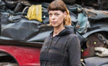 Pollyanna McIntosh as Jadis - The Walking Dead _ Season 8, Episode 6 - Photo Credit: Gene Page/AMC