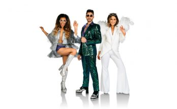 Rip It Up The 70s - Melody Thorton - Louis Smith - Rachel Stevens