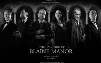 The Haunting of Blaine Manor to take in haunted theatres