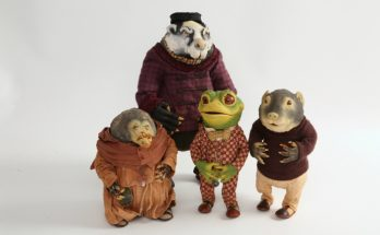 The Wind in the Willows pullets come to Waterside in Sale