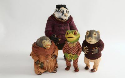 Ratty, Mole, Toad and Friends move to Waterside, Sale