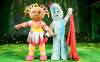 Things to do with kids - In The Night Garden Live