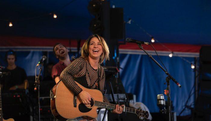 Lucy Spraggan will perform at Leaf Liverpool