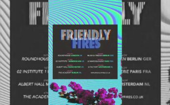 Manchester gigs - Friendly Fires