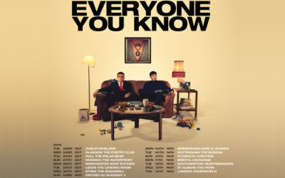 Everyone You Know announce UK tour including Soup Kitchen