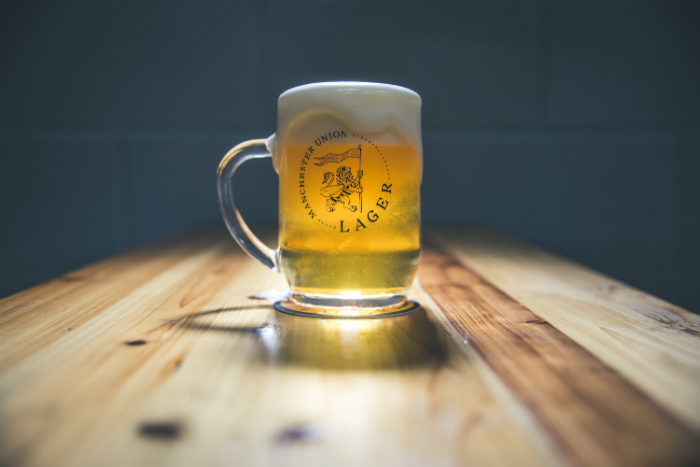 Cooper Hall switches to award-nominated Manchester lagers