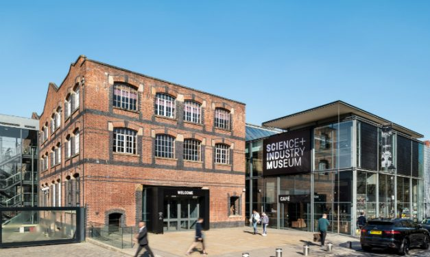 What's coming up at the Science and Industry Museum for the Easter Holidays?