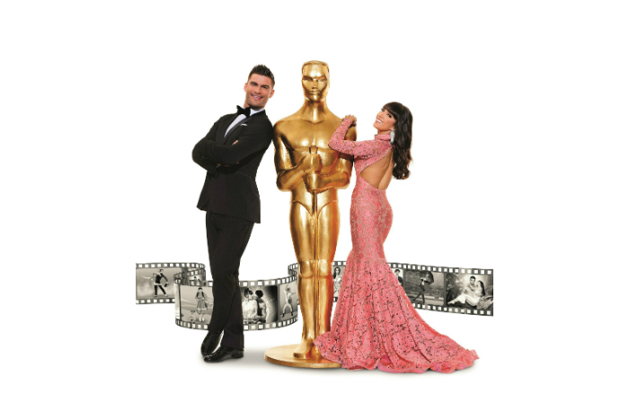 Strictly stars Janette and Aljaz bringing Remembering The Oscars Tour to the Bridgewater Hall