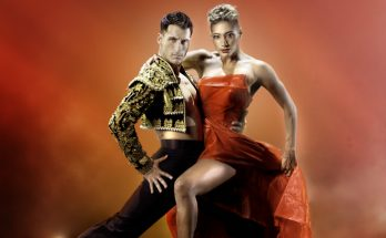 image of Gorka Marquez and Karen Hauer in Firedance