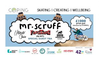 Graystone Actions Sports - Mr Scruff