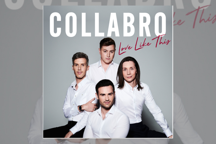 Collabro announce show at The Lowry