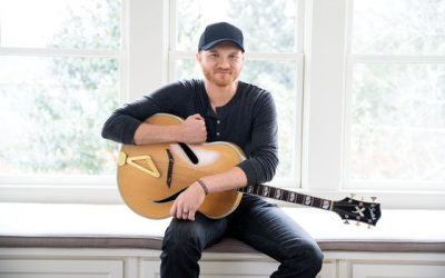 """In Interview – Eric Paslay: """"A song's written how it's supposed to be written"""""""