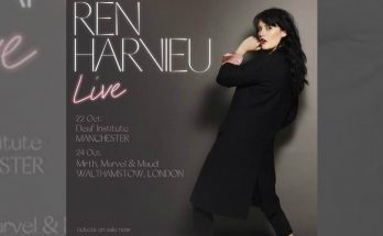 Manchester gigs - Ren Harvieu