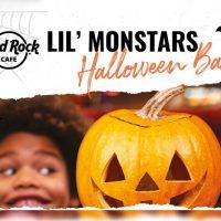 Hard Rock Cafe Manchester - Lil' Monstars Halloween Bash