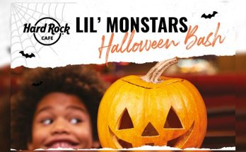 Hard Rock Cafe Manchester - Lil' Monstars Halloween Bash