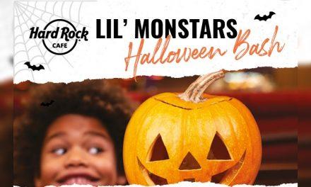 Hard Rock Cafe to hold Little Monstars Ball for Halloween
