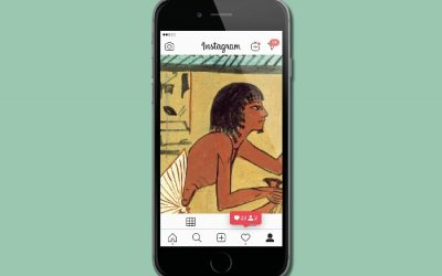 Young, Rich & Famous: Ancient Egypt in a Social Media World