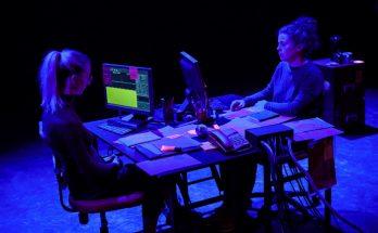 Manchester Theatre - Signals - image courtesy Benjamin Thapa