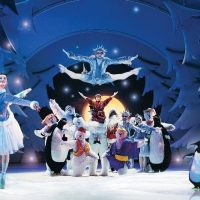 Manchester Theatre - The Snowman image courtesy Herbie Knott