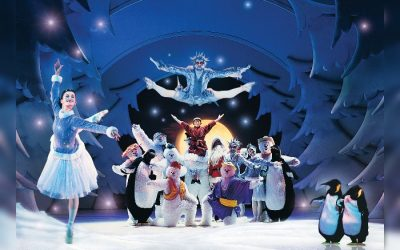 The Snowman returns to Manchester Opera House