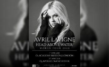 Manchester gigs - Avril Lavigne