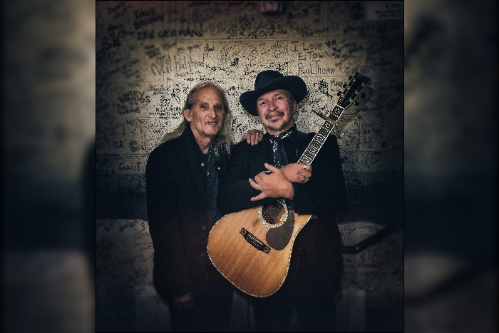 Dave Alvin and Jimmie Dale Gilmore bring their collaboration to Band on the Wall
