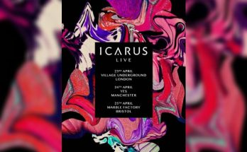Manchester gigs - Icarus