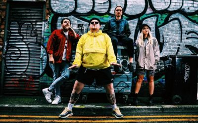 Lottery Winners reveal new video for new single Hawaii after announcing Manchester gig