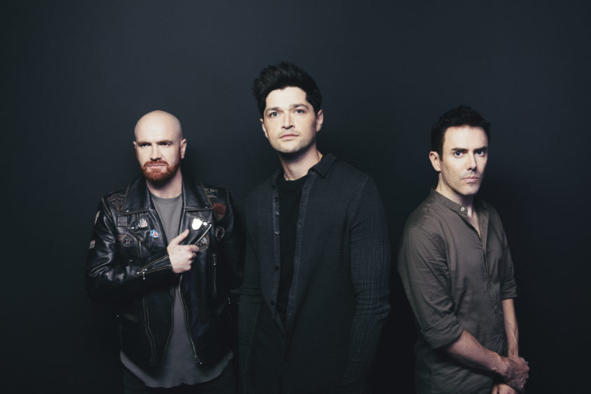 The Script announce album and Manchester Arena gig
