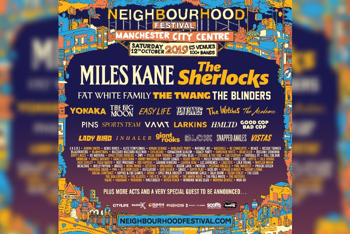 Neighbourhood Festival 2019 – acts to catch
