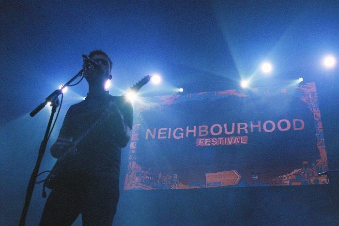 Ten Tonnes at Neighbourhood Festival - image courtesy Ida Muhonen