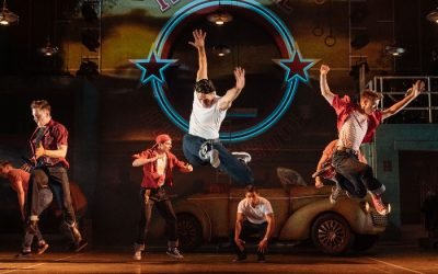 Grease will return to Manchester Palace Theatre in 2020