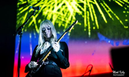 In pictures: Chromatics at Manchester's Albert Hall