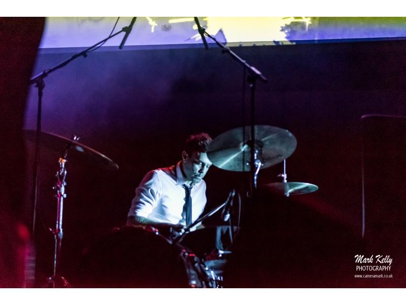 Chromatics at Manchester Albert Hall