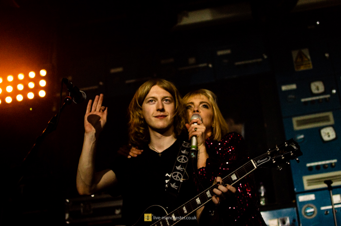 Anteros at Gorilla, Manchester, 17 April 2019
