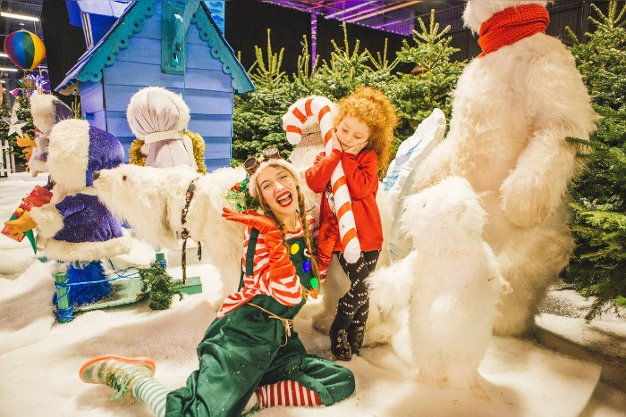Winter Funland launches at Manchester's Event City