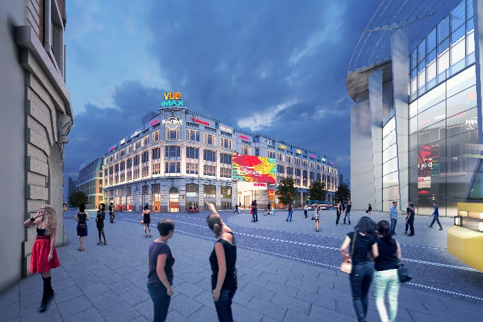 £9m refurbishment of The Printworks gets the go ahead